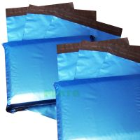 "6 x 9"" (165 x 230mm) Metallic Blue Mailing Bags"